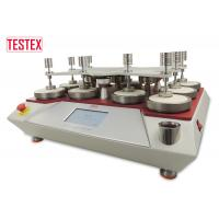 Quality Multi Positon Martindale Abrasion Tester With Counting Separately For Testing Abrasion And Pilling for sale