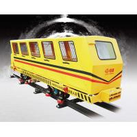 Quality FLP Coolie Car for Person on Special Rail for the underground coal mine for sale