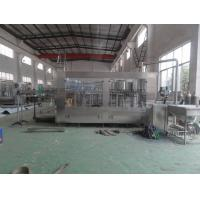 Quality SS304 PLC Aseptic Juice Bottling Machine With CE / SGS Certificate for sale