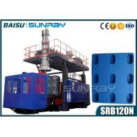 Quality High Clamping Force Plastic Pallet Making Machine 120Mm Screw Diameter SRB120N for sale