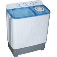 Quality Plastic Twin Tub Washing Machine Portable , Commercial Apartment Twin Tub Washer And Dryer for sale