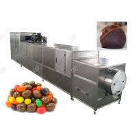 Quality Automatic Chocolate Bean Making Machine Chocolate Ball Forming Machine for sale