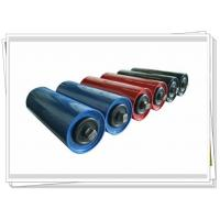 Quality Pipe BeltConveyorRollers , Tight Seal Steel Trough Roller For Mine Quarry Bulk Solid for sale