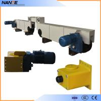 China Single & Double Girder Hollow Shaft Crane End Carriage At 0.25 kw Motor Power Per Pc on sale