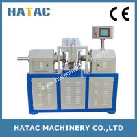 China Paper Core Curling and Grooving Machine,Paper Tubes Grooving Machinery on sale