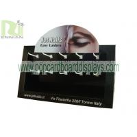 Buy Jet Nails Cardboard Counter Displays With Hooks Pos Display Retail Display Stand Pop Display Rack ENCD081 at wholesale prices
