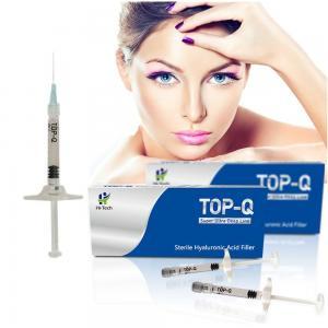 China Top-Q super ultra deep line 24 mg pure hyaluronic acid gel injection syringe on sale