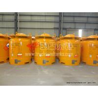 Buy cheap Portable tank for titanium tetrachloride from wholesalers