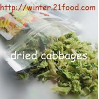 Quality dried cabbages 001 for sale