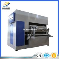 Quality Waste paper egg tray making machine egg tray production line 4000pcs/hour for sale