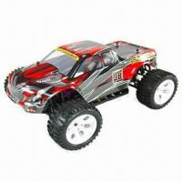 China HSP 94111 1/10 Scale Electric 4WD Off-road Brontosaurus RTR RC Monster Truck on sale