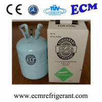 Quality HFC gas r 134a in disposable cylinders for sale
