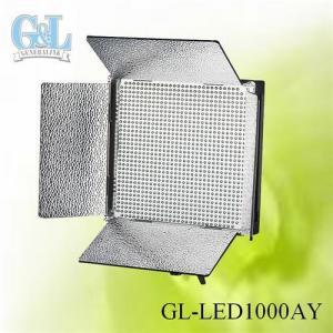 Quality Radio remote control led studio video light GL-LED1000AY for sale