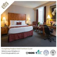 5 Layers Polishing And Painting Hotel Style Bedroom Furniture Wooden For 5 Star