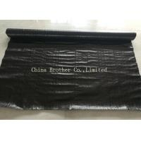 Quality Agriculture Anti Uv Woven Ground Cover Fabric For Weed Mat , 130gsm for sale