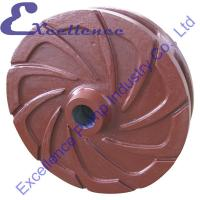 Buy cheap Professional Corrosion Resistant High Chrome Slurry Pump Impeller Manufacturer from wholesalers
