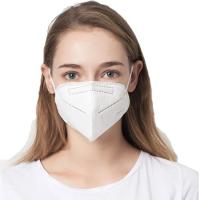 Buy cheap Personal Protection N95 Dust Mask High Filtration Capacity Disposable Anti Dust from wholesalers