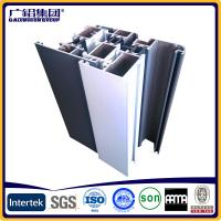 Quality thermal break window and door profiles and frames for sale