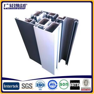 thermal break window and door profiles and frames
