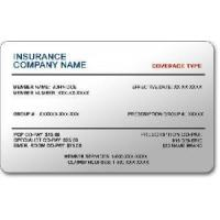Quality Health Insurance Card for sale