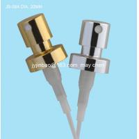 Crimp-on Spray Pump dia. 15mm, 18mm, 20mm Quality is our culture