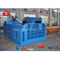 Quality 250 Ton Side Push Out Hydraulic Metal Baler Scrap Steel Baling Press Machine CE Certificated for sale