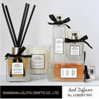 Quality Bathroom Fragrance Reed Diffusers , Strong Smelling Reed Diffuser For Large Room for sale