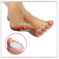 Quality Gel Toe Separators Stretchers Alignment Overlapping Toes Orthotics & Hammer Toes for sale