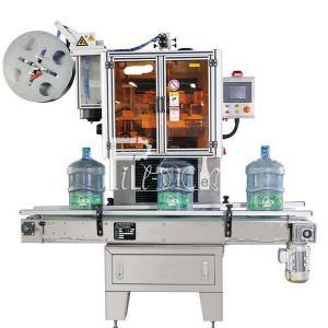 China Waterproof Anti Rust 20L PET Bottle Labeling Machine on sale