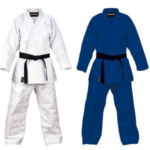 Quality White / Blue brazilian jiu jitsu clothing BJJ Kimono with EVA Foam Collar for sale