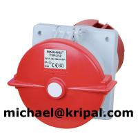 Quality industrial power receptacle adapter for sale