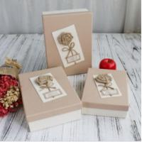 Quality 2019 Hot Sales Custom Logo Printed Paper Packaging For Gift Packaging for sale