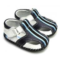 Quality High quality genuine leather soft sole baby shoes for sale