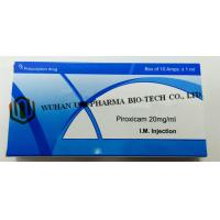 Western Medicine Piroxicam Injection 20mg/1ml  (Has analgesic, anti-inflammatory and antipyretic effect )