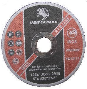 Quality Ultra Thin Cutting Disc 125x1.0x22.2 Inox for sale