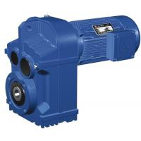 Quality NMRV Hollow Shaft Speed Reducer / Electric Speed Reducer High Overload Capacity for sale