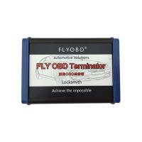 China FLYOBD Terminator Locksmith Version Update Online with Free J2534 Software on sale
