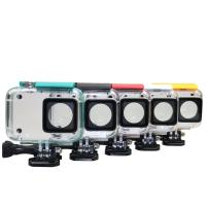 Quality 45m Diving Waterproof Case For Xiaomi Yi 4K 2 II Action Camera XiaoYi Case 4 K Yi Accessories for sale