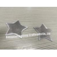 Buy cheap plastic acrylic phone decoration mirror sheets / avrious shapes mirror from wholesalers
