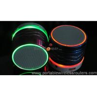 Quality Wireless portable bluetooth speakers / 10 meters bluetooth handsfree speaker for sale