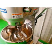 Quality Digital Timer Table Top Planetary Mixer , Noiselessness Planetary Food Mixer for sale