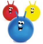 Quality PVC Bouncy Hopper Ball Dia 45cm 55cm 65cm , PVC Kids Jumping Bouncing Ball for sale