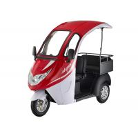 Quality 35 - 50km 60V 32Ah 3 Wheel Electric Tricycle for sale