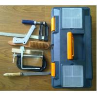 China Exothermic Welding Tool, including ignition gun, cleaning brush, steel brush, rasp on sale