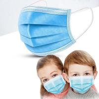 Quality Girl Disposable Mouth Masks Breathable for Children Kids Student Face Masks for sale
