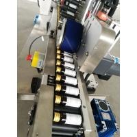 Quality Pneumatic Automatic Wrap Around Label Applicator Machine L2000*W850*H1350mm for sale