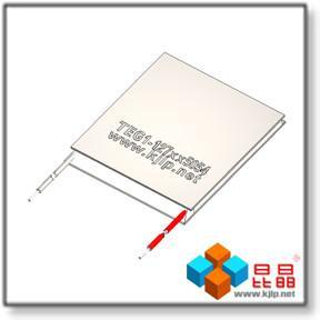Quality TEG1-127 Series (50x54mm) Peltier Generator/Peltier Chip/Peltier Module/Thermoelectric Chip/TEC/Cooler for sale