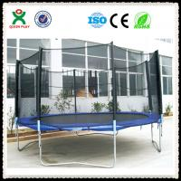 China China Cheap 10FT to 16FT Trampoline Bed Manufacturer Kids Hot Sale Trampoline on sale