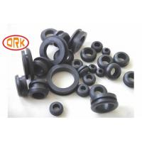 Quality Anti Age Coloured Electrical Custom Rubber Grommet Exccellent Fatigue Resistance for sale