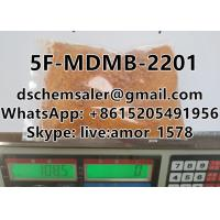 Quality 5F-MDMB-2201 high purity research chemical cannabis from reliable supplier from China for sale